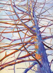 Pine-Tree-painting